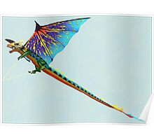 Fly Dragon Fly Poster