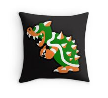 OG Bowser Throw Pillow