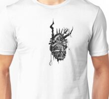 Corroded Heart Unisex T-Shirt