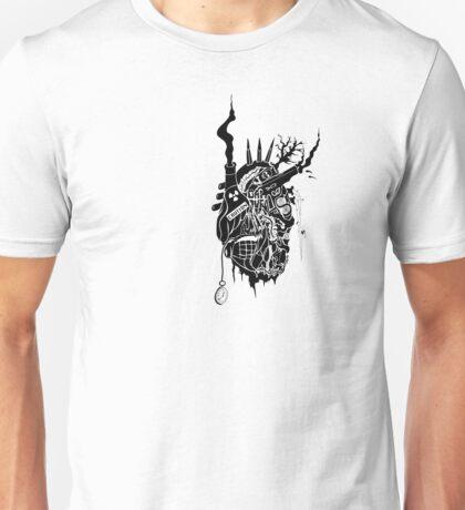Corroded Heart Unisex T-Shirt
