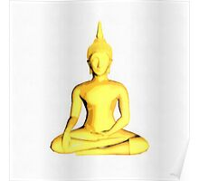 Icons -Buddha by Pierre Blanchard Poster