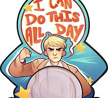 I Can Do This All Day by queerterror