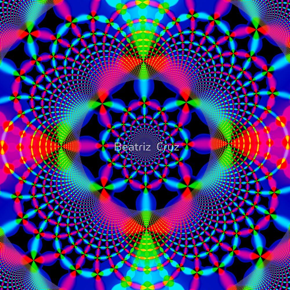 Weaving Maze by Beatriz  Cruz