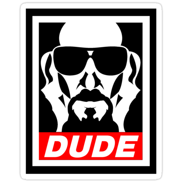 The Dude Abides by ramosecco