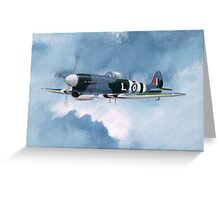 Hawker Tempest Greeting Card