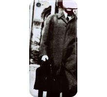 mobile surveillance iPhone Case/Skin