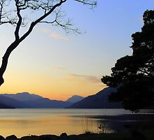 Loch Lomond Sunset by ©The Creative  Minds