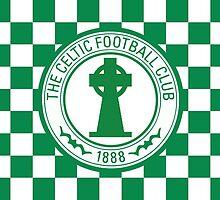 Celtic Football Club flag by bricepatterson