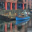Albert Dock Liverpool by spemj