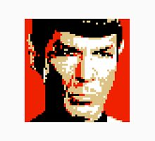 Pixel-ated 8-bit Star Trek Spock Unisex T-Shirt
