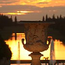 urn on fire by DKphotoart