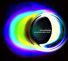 no true beauty without decay...[new for download album cover] by stormloop