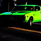 Dodge Charger SE  by John Schneider