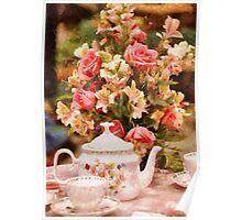 Kitchen - More tea Milady Poster