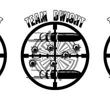 Haven Team Dwight Bullet Magnet Logo 2 by HavenDesign