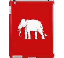 Siamese Elephant iPad Case/Skin