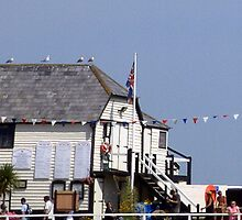 Broadstairs seafront by myworld