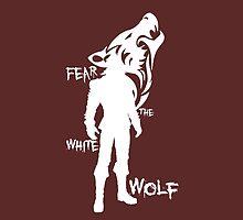 Witcher - Fear The White Wolf by BigFluffyFozzie