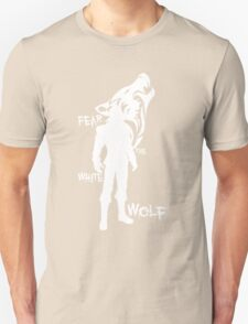 Witcher - Fear The White Wolf T-Shirt