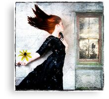 Cold winds are blowing... Metal Print