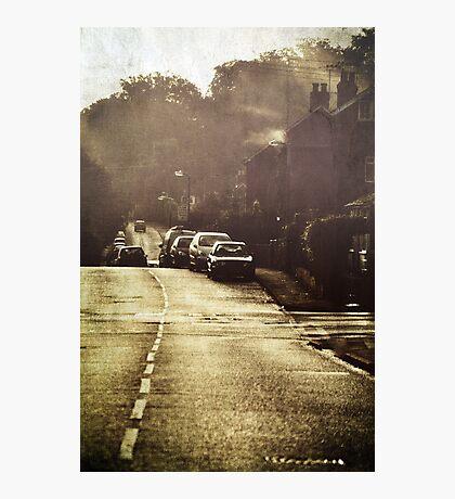 The Street Photographic Print