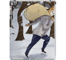 Winter Thief iPad Case/Skin