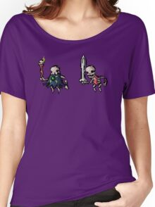 Spooky Skeletons Women's Relaxed Fit T-Shirt