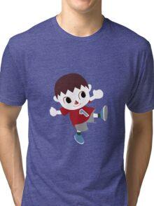 THEVILLAGER Tri-blend T-Shirt