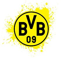 Borussia Dortmund Splash by quinnprees