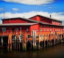 Astoria, Oregon by Robin  Koster