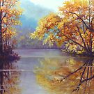 violet autumn by edisandu
