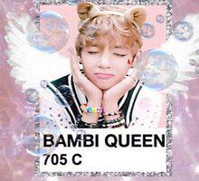 V - Taehyung Bts by Indigxchillix