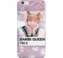 V - Taehyung Bts iPhone Case/Skin