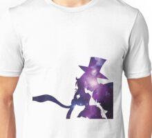 Sailor Moon Tuxedo Mask - Purple Galaxy Unisex T-Shirt