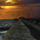 Sunrise  by Alvaro Iribarren