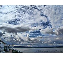 Ferry Ride Photographic Print