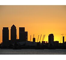 North Greenwich Photographic Print