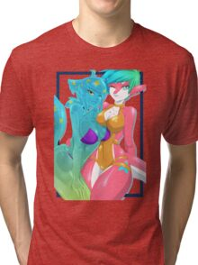 Taxx and Namii Tri-blend T-Shirt