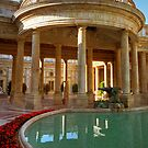 The Spa at Montecatini Terme by Nigel Fletcher-Jones