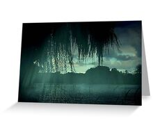 Misty Rain ©  Greeting Card