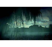 Misty Rain ©  Photographic Print