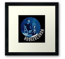 Rodgerconda Framed Print
