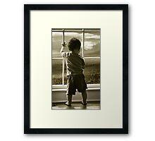 My Wish... Framed Print