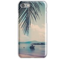 Tropical beach iPhone Case/Skin