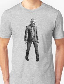 The Reanimated Corpse of Theodore Roosevelt Unisex T-Shirt