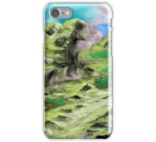 Meso Highlands iPhone Case/Skin