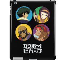 Cowboy Bebop | Character Pop iPad Case/Skin