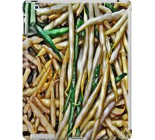 Vegetables #2 iPad Case/Skin