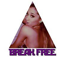 Break Free Photographic Print