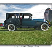 1926 Lincoln Touring Sedan by jimjam